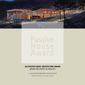 Passive House Award Book Cover